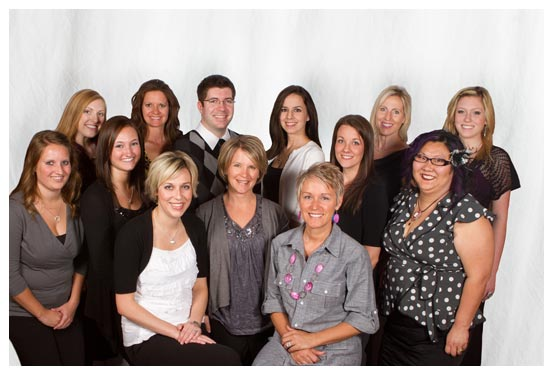 Chiropractic and Professional Staff Picture